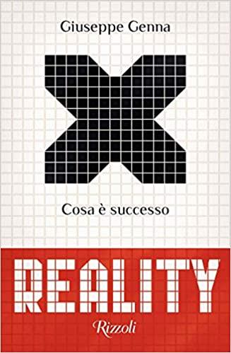Giuseppe Genna Reality