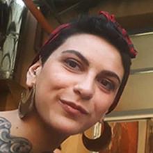 Rote Zora (Elisa Fosforino)