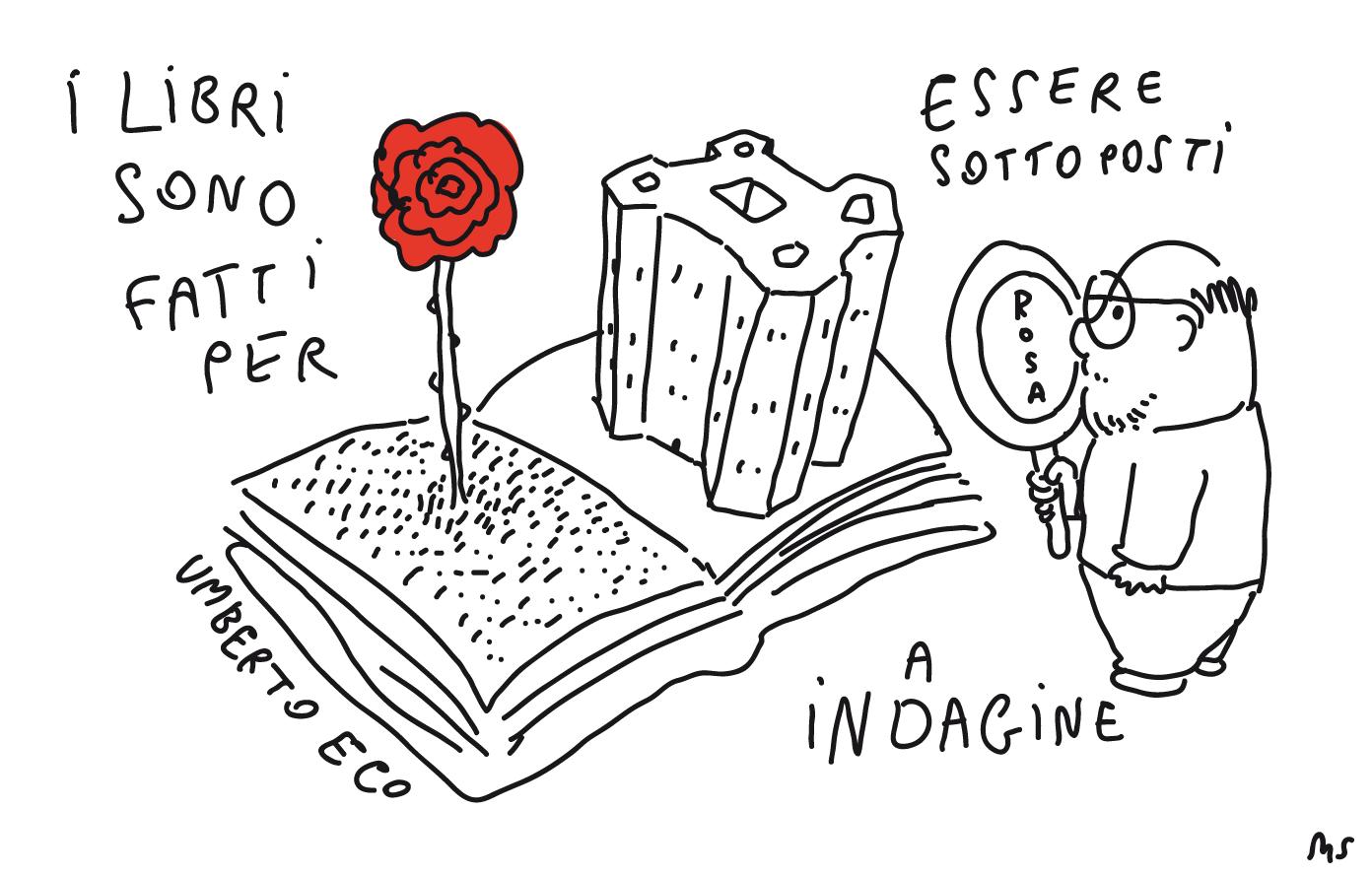 Illustrazione di Marco Sempieri