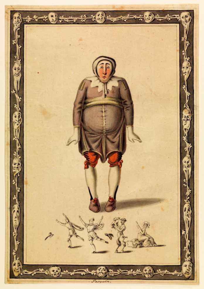 E. T. A. Hoffmann, Berlin, 1808