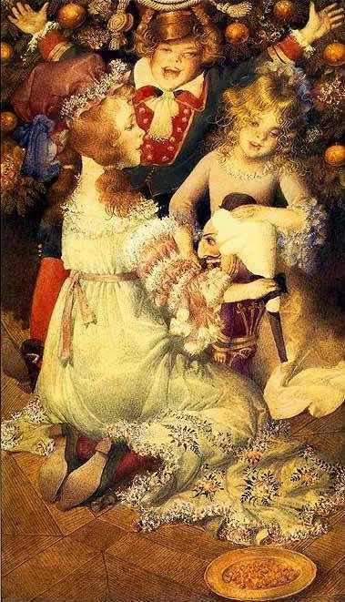 Gennnady Spirin, The Nutcracker, E.T.A. Hoffmann