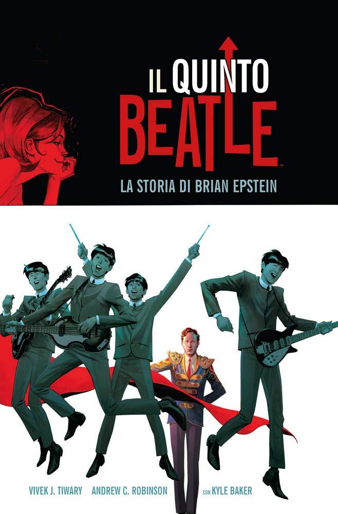 Vivek J. Tiwary, Il quinto Beatle. La storia di Brian Epstein