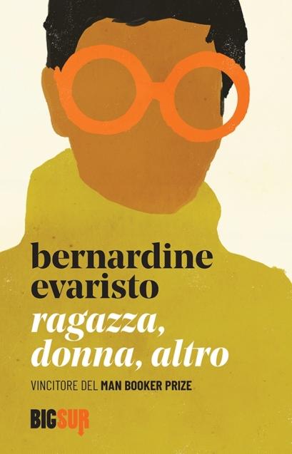Bernardine Evaristo, Ragazza, donna, altro