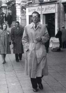 Giuseppe Berto, Guerra in camicia nera