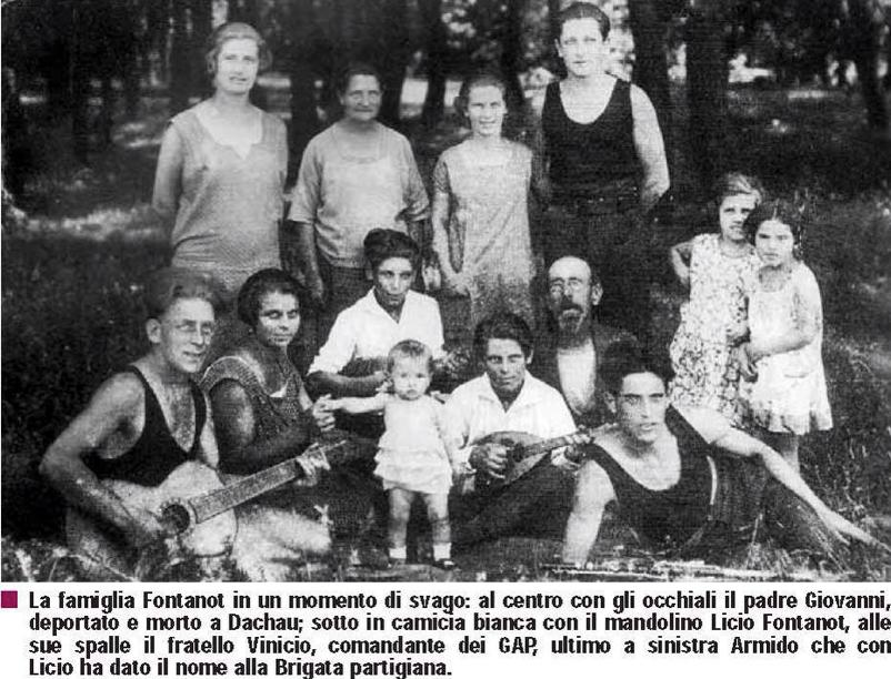 Famiglia Fontanot
